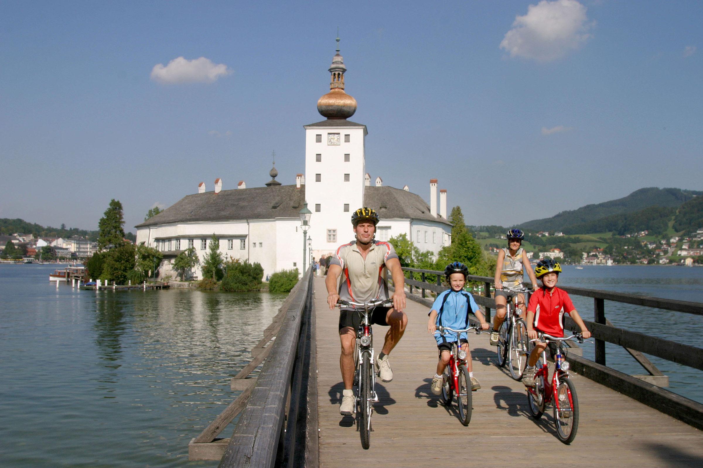 Seeschloss Ort bei Gmunden